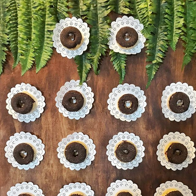 Donuts on a wall 🙃
