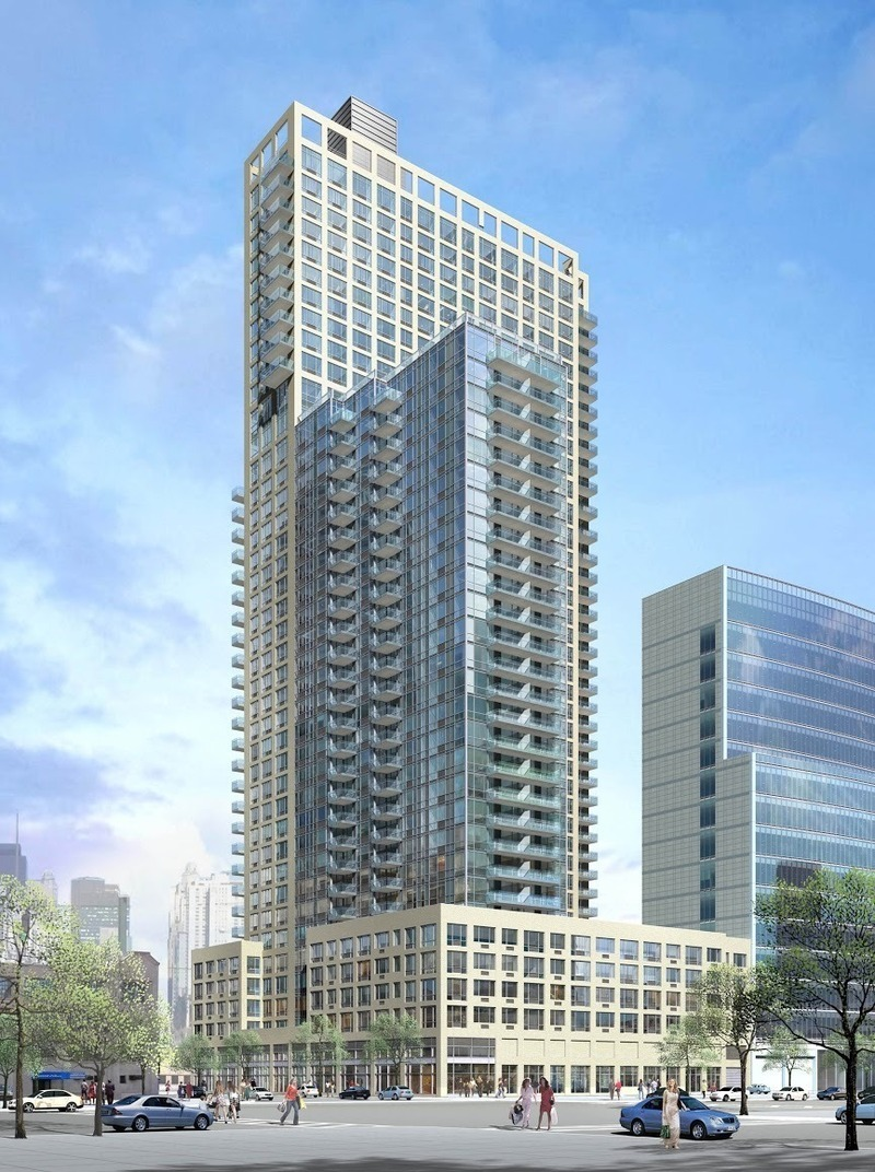Rendering of Linc LIC at 43-10 Crescent Street in Long Island City