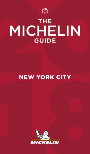 New York City Restaurants Celebrated for Great Food, Good Value in 2018 MICHELIN Guide (PRNewsfoto/Michelin)