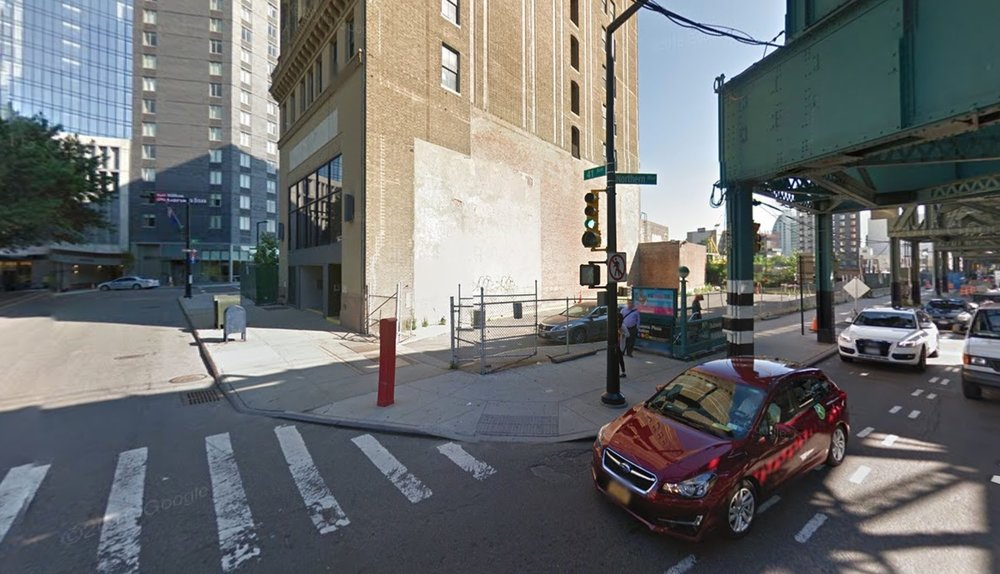 Existing site at 29-55 Northern Boulevard. Image via Google Maps.