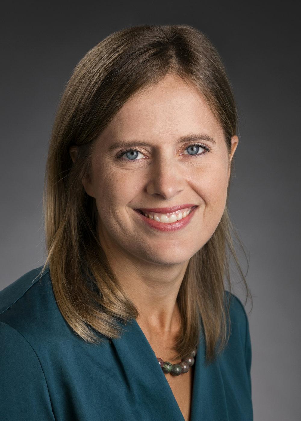 Becky Hultberg  President/CEO of the Alaska State Hospital and Nursing Home Association