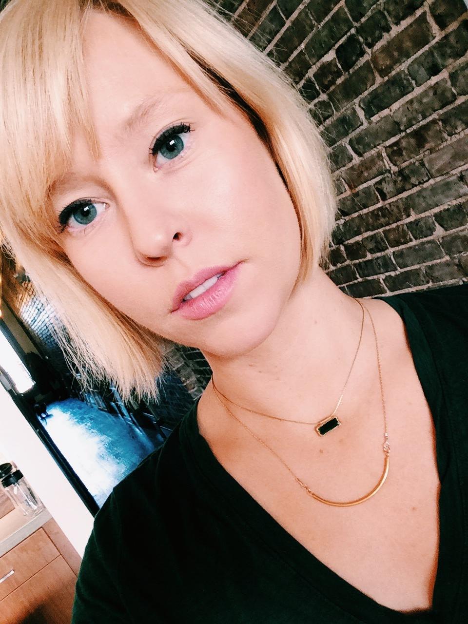 Caroline Farris, designer,ACF Jewelry
