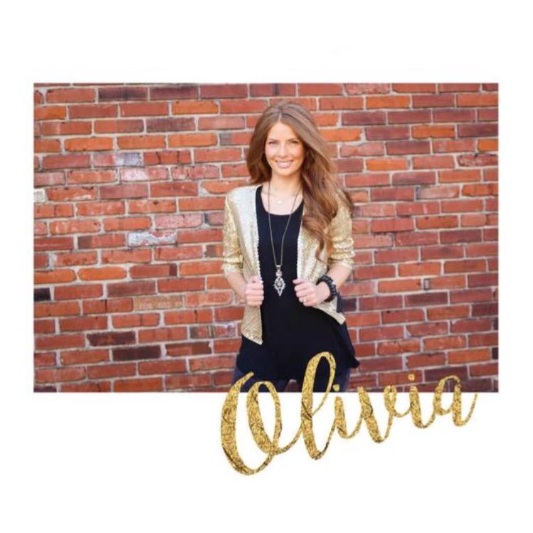 Olivia, owner Confetti
