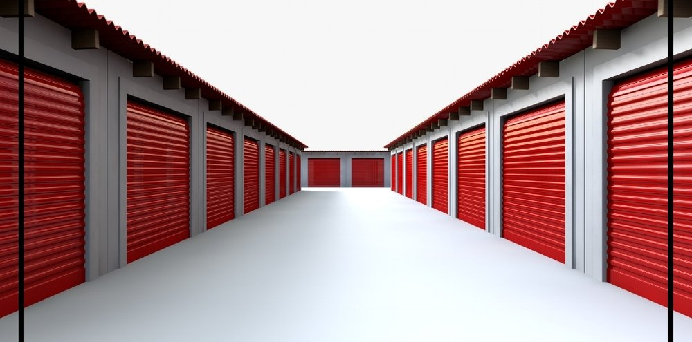 traditional self storage