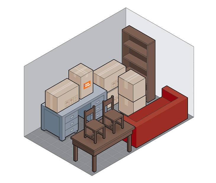 10x15 self storage