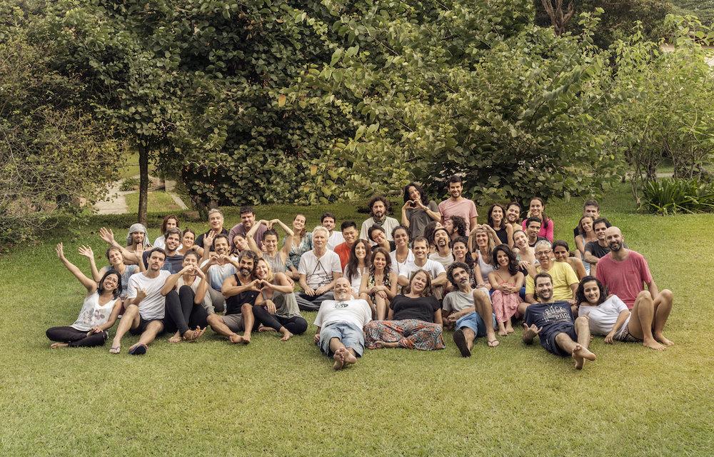 Workshop Consciência Tântrica - São Paulo