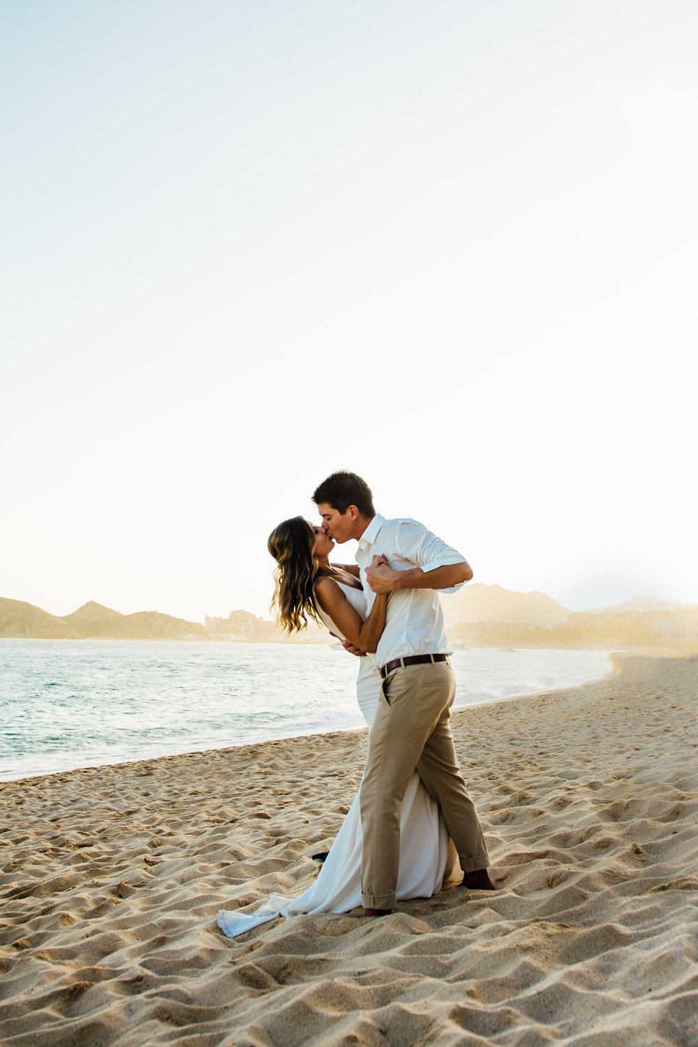 """- """"Jahni is amazing! She traveled to Cabo San Lucas for our wedding and the whole day was seamless because of her preparedness and professionalism. Beyond being a professional she is extremely helpful with anything she can do. She is full of energy and smiles the whole day.""""- Salena & Kelly