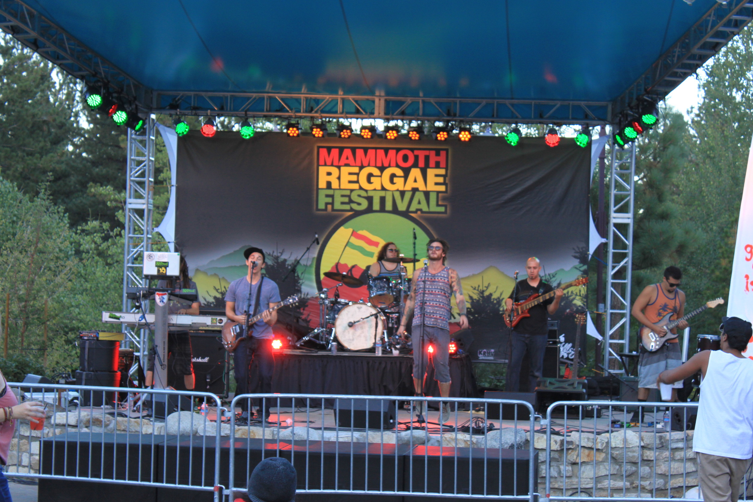 Mammoth Reggae Festival - 9th Annual @ The Village at Mammoth | Mammoth Lakes | California | United States