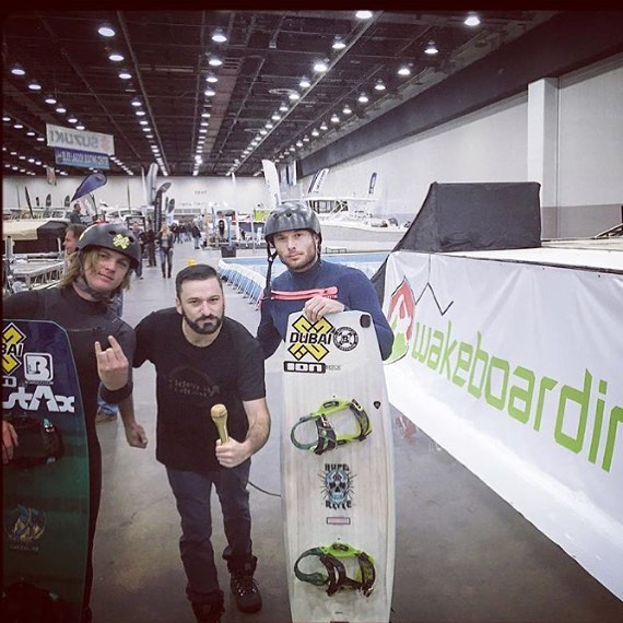 Thanks #detroitboatshow for having us back again this year! See you guys next year!