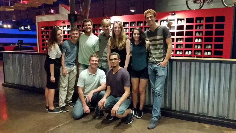 Lab Laser Tag August 2016