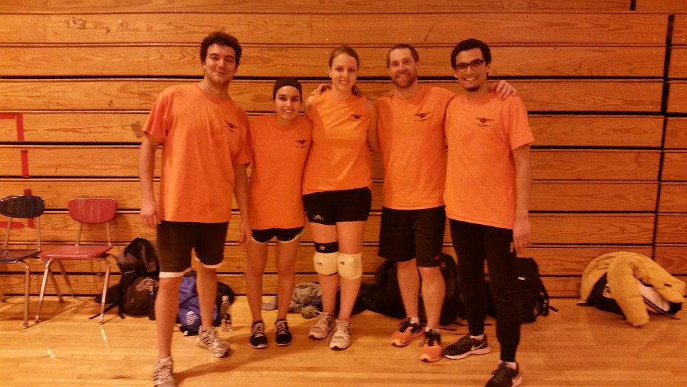 The Lab Volleyball Team Fall 2016