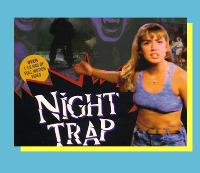 "LIVE PODCAST: The Retronauts Live: ""Night Trap"" - DATE: 2 p.m. Sunday, November 19thLOCATION: Panel Hall ADESCRIPTION: Join the Retronauts as they uncover the history behind one of the most controversial video game releases of all time -- the SecaCD game ""Night Trap."" They will be joined by Limited Run Games to discuss how the full motion video game ignited a US Sentate Committee hearing on video game violence and was subsequently banned from toys store shelves across America. Limited Run Games will also talk about how they unearthed the previously banned game for a special limited edition re-release."