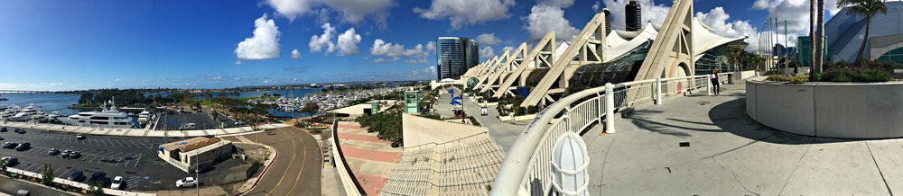 San Diego Convention Center in San Diego, California