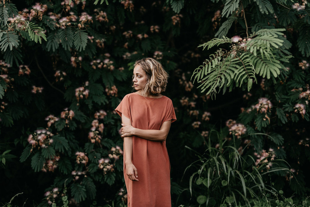 RISE & RAMBLE - is a line of small batch collections of apparel and textiles all hand dyed in North Carolina by artisan Andrea Schmidt.