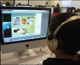 Socorro ISD ninth-graders have direct contact with Mandarin teachers in China as part of their online coursework.