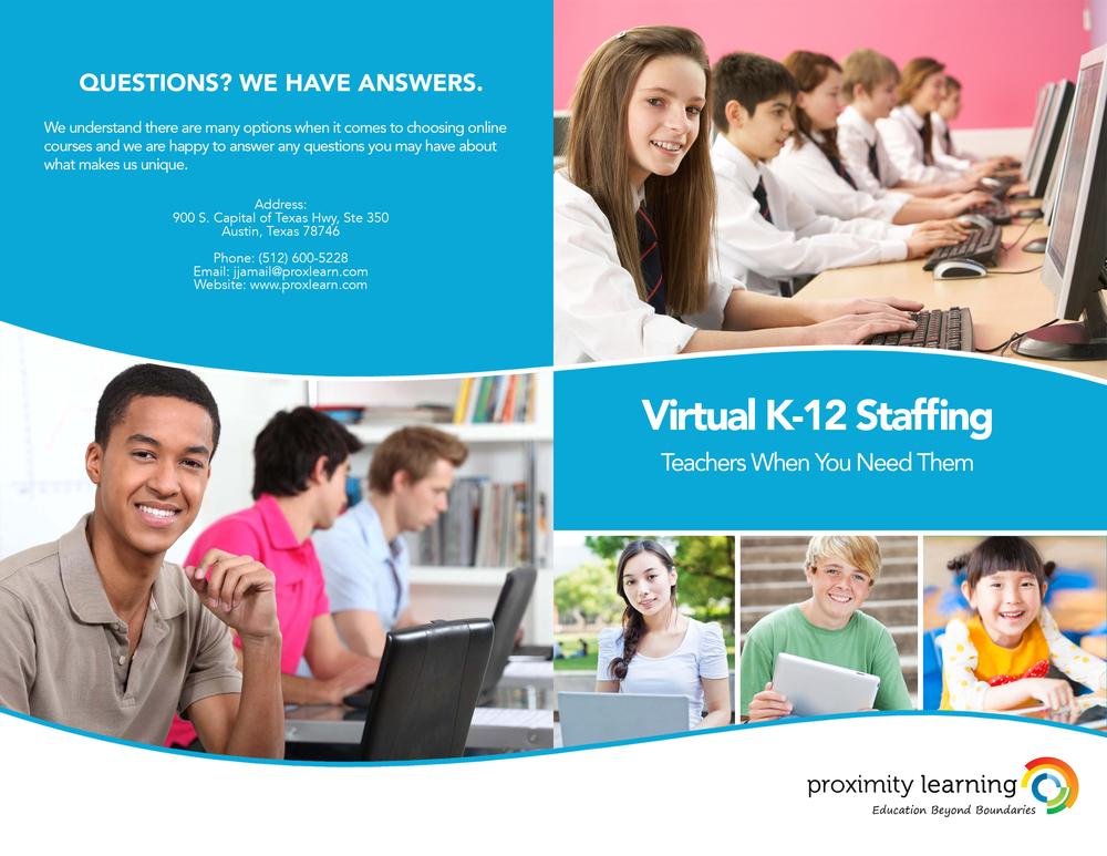 Virtual K-12 Staffing Full Description