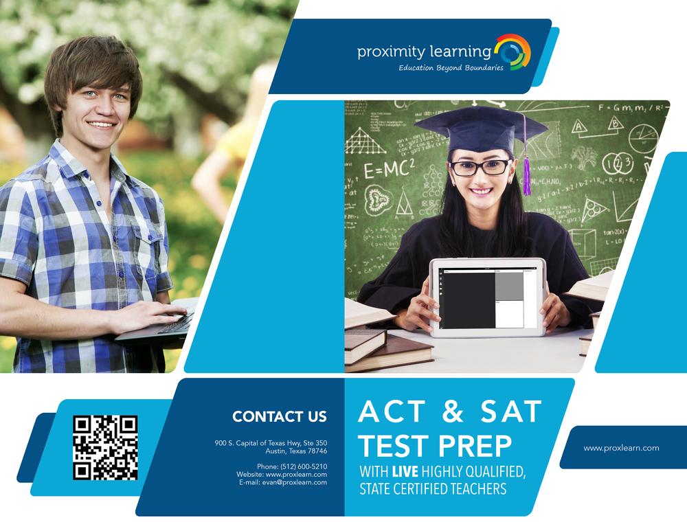 ACT/SAT Test Prep Full
