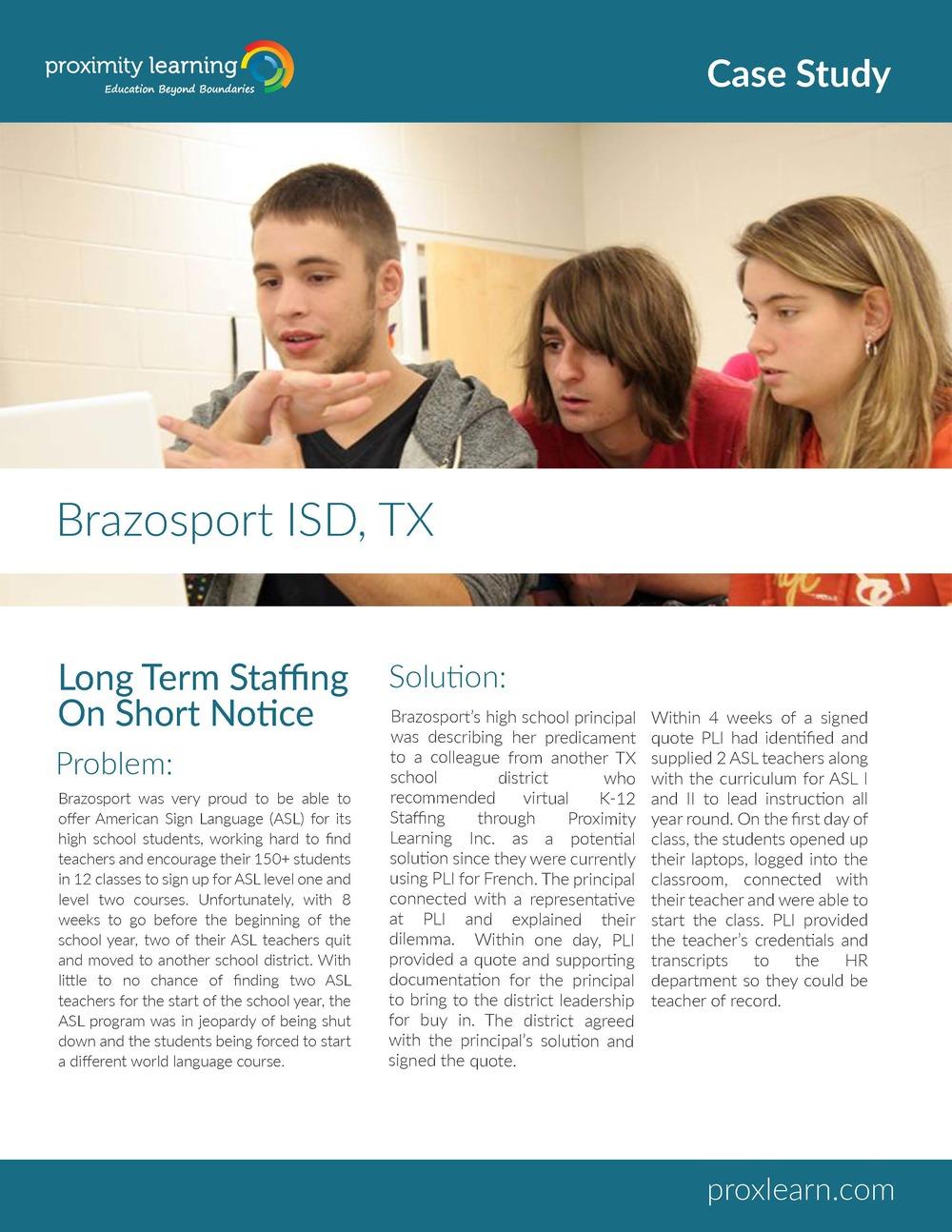 Brazosport ISD