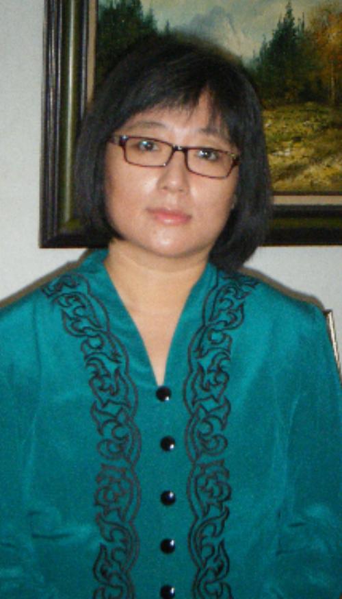 Jessie Strohmann - Chinese