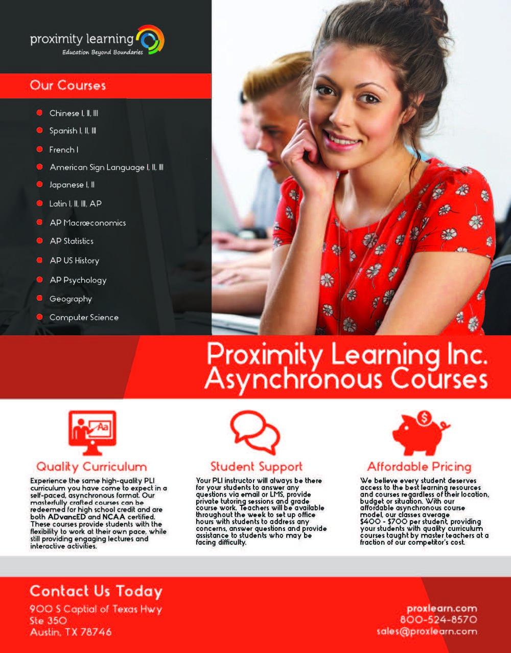 Async Courses
