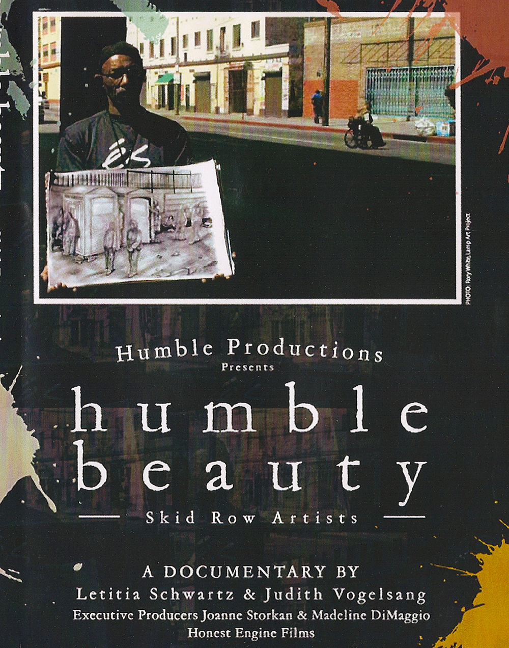 HUMBLE BEAUTY: SKID ROW ARTISTS (2013)