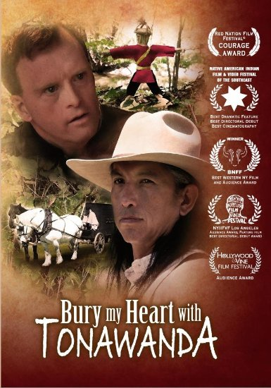 BURY MY HEART WITH TONAWANDA (2013)