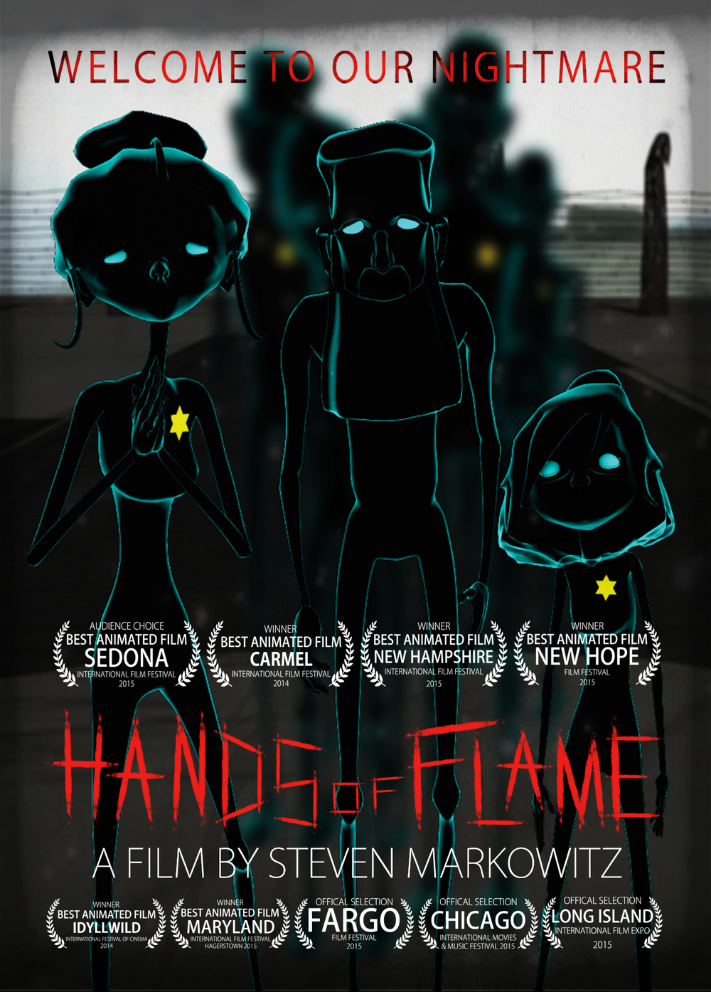 Hands of Flame (2015)