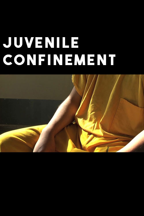 Juvenile Confinement (2012)