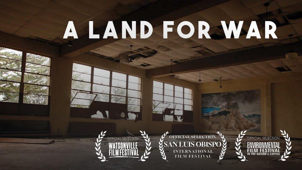 A Land For War (2017)