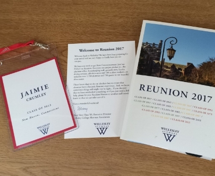 Wellesley College 5-year reunion