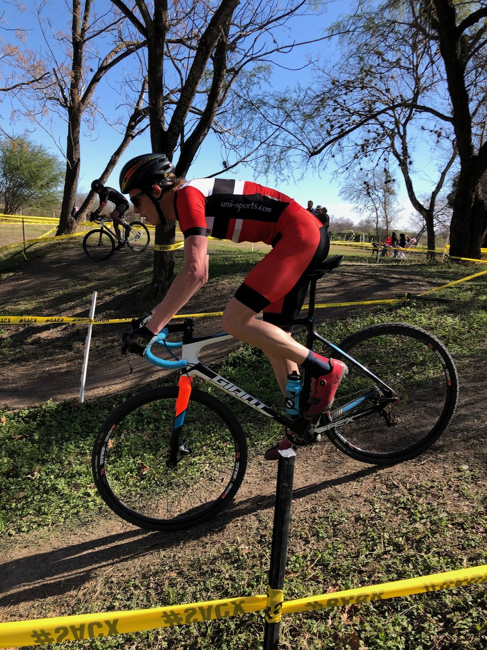 Casey Maron - MechanicCasey is a full-time student at Texas State University. He started cycling in high school with his local NICA team and has been hooked on racing ever since. Recently, his focus has been cyclocross, where he is currently the U23 and Cat 2 State Champion in Texas. Casey loves candy, especially Sour Patch Kids and Dr. Pepper.