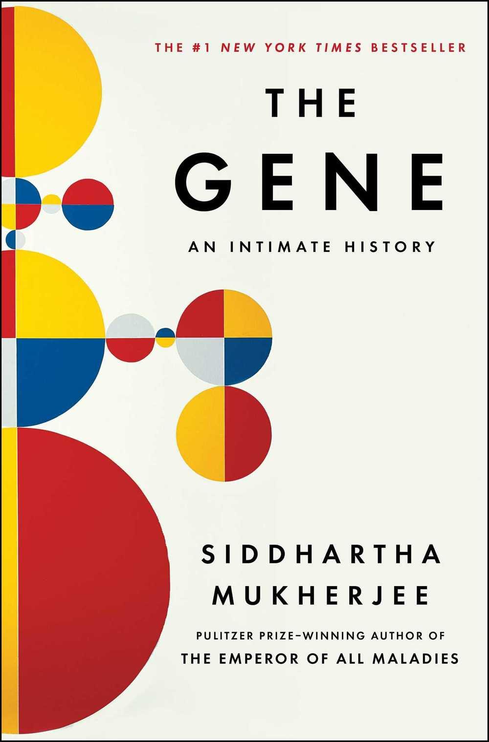 The Gene by Siddhartha Mukherjee (US Edition)