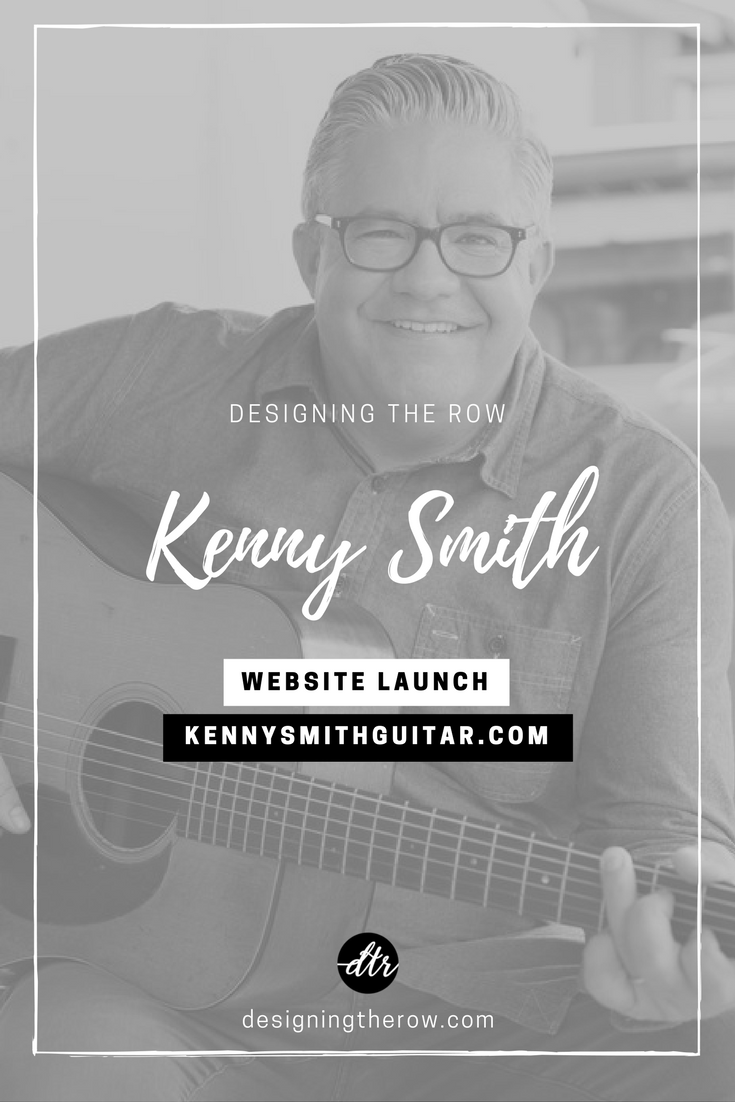 Kenny Smith website designer Nashville