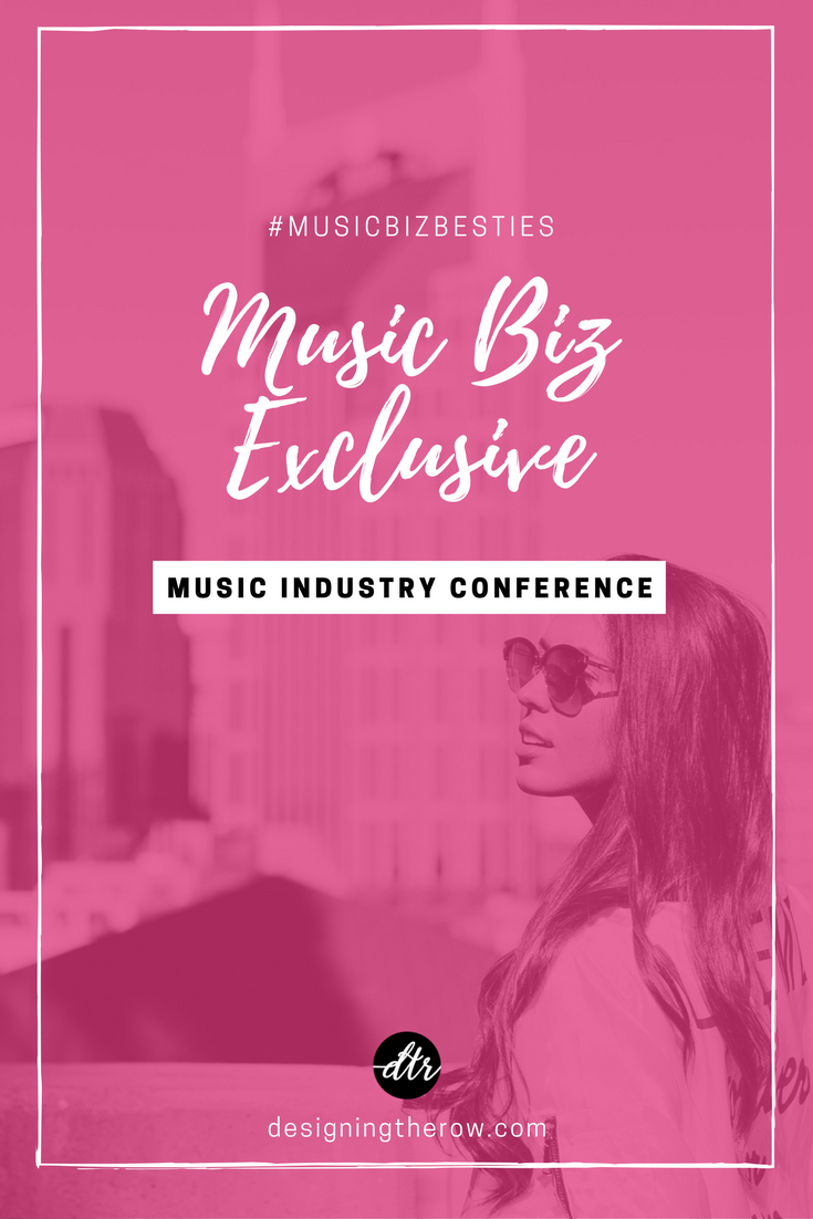 Music Biz Nashville Conference Discount 2017