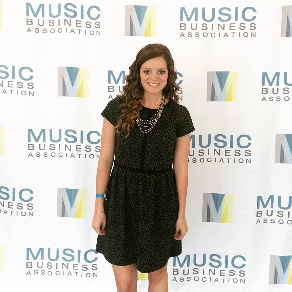 Katherine Forbes, Music Biz Nashville