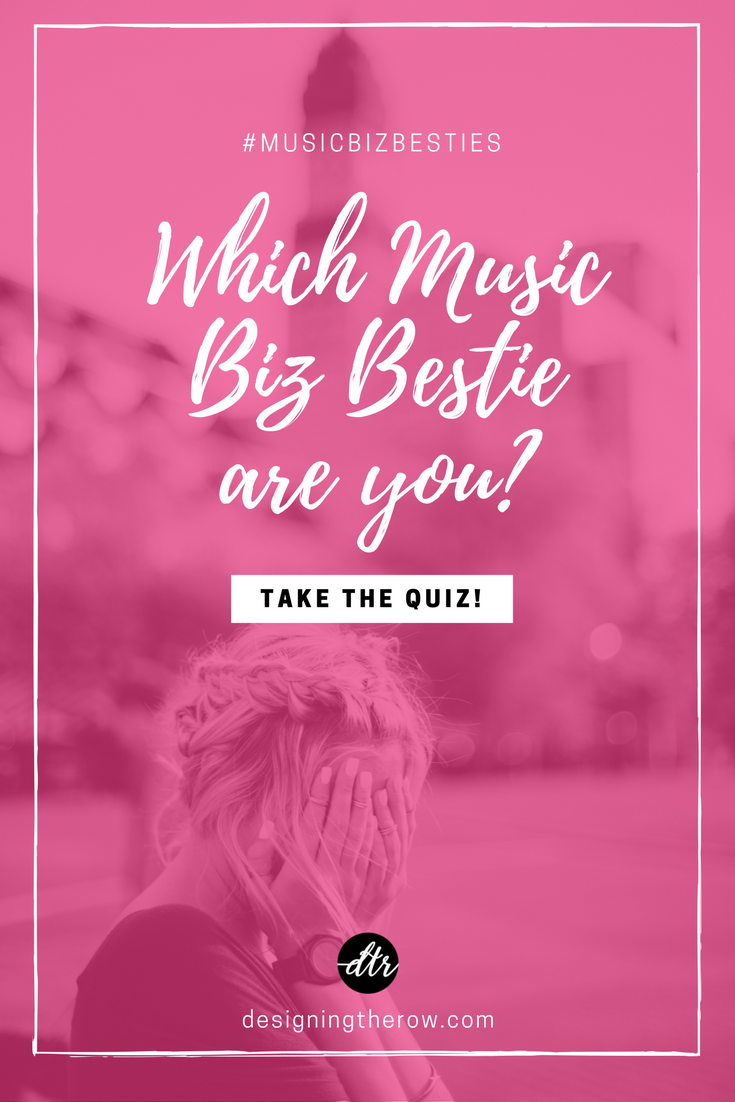 Music Biz Besties quiz