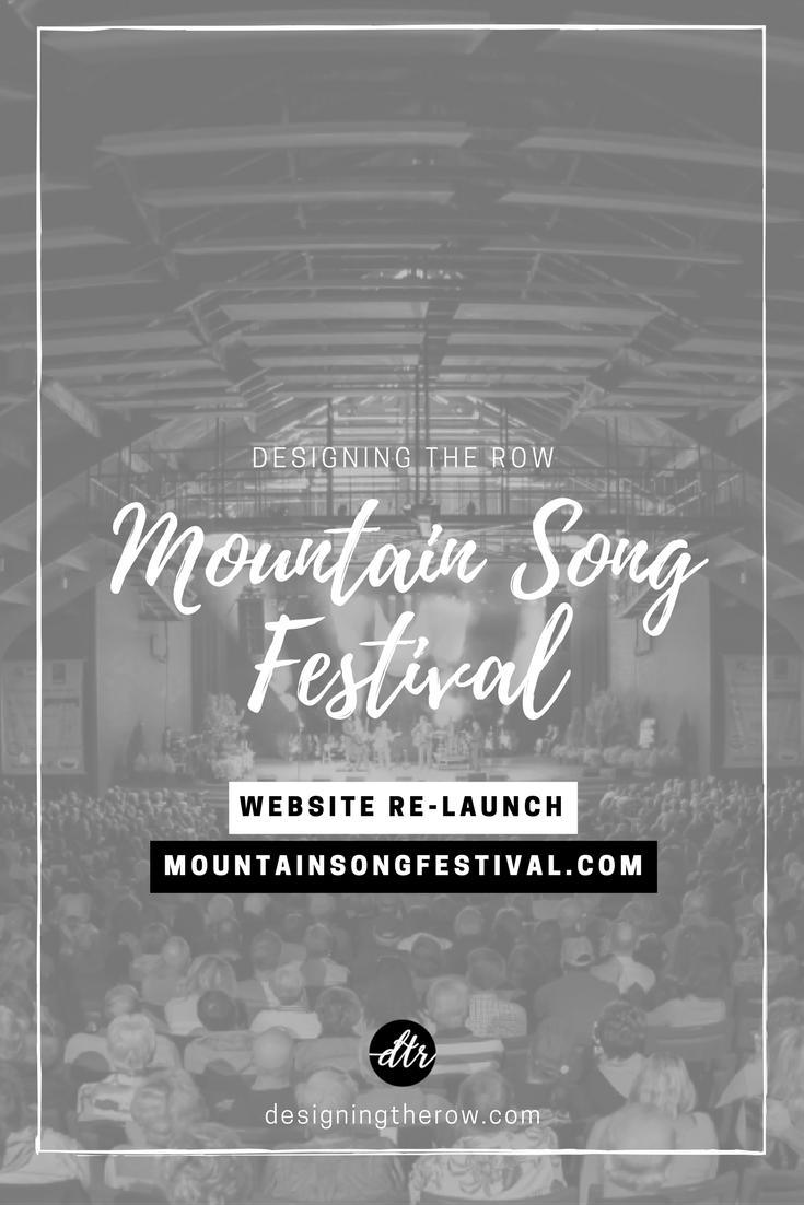 Mountain Song Festival 2017