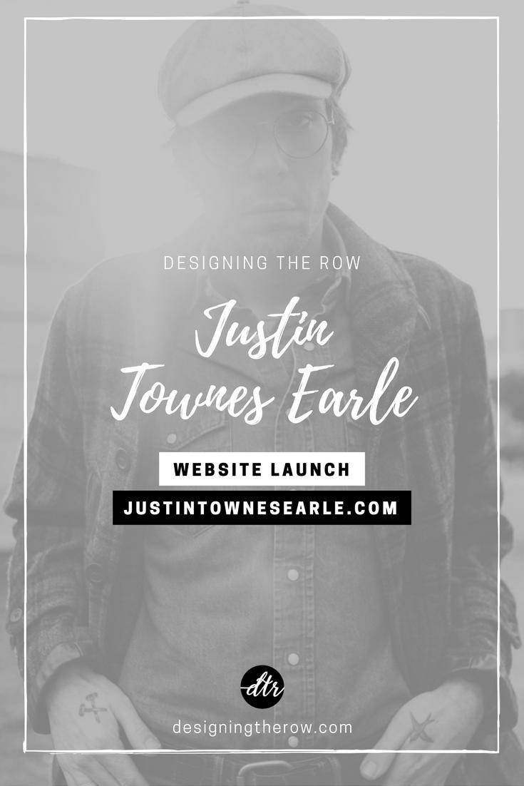 Justin Townes Earle, Kids in the Street Website