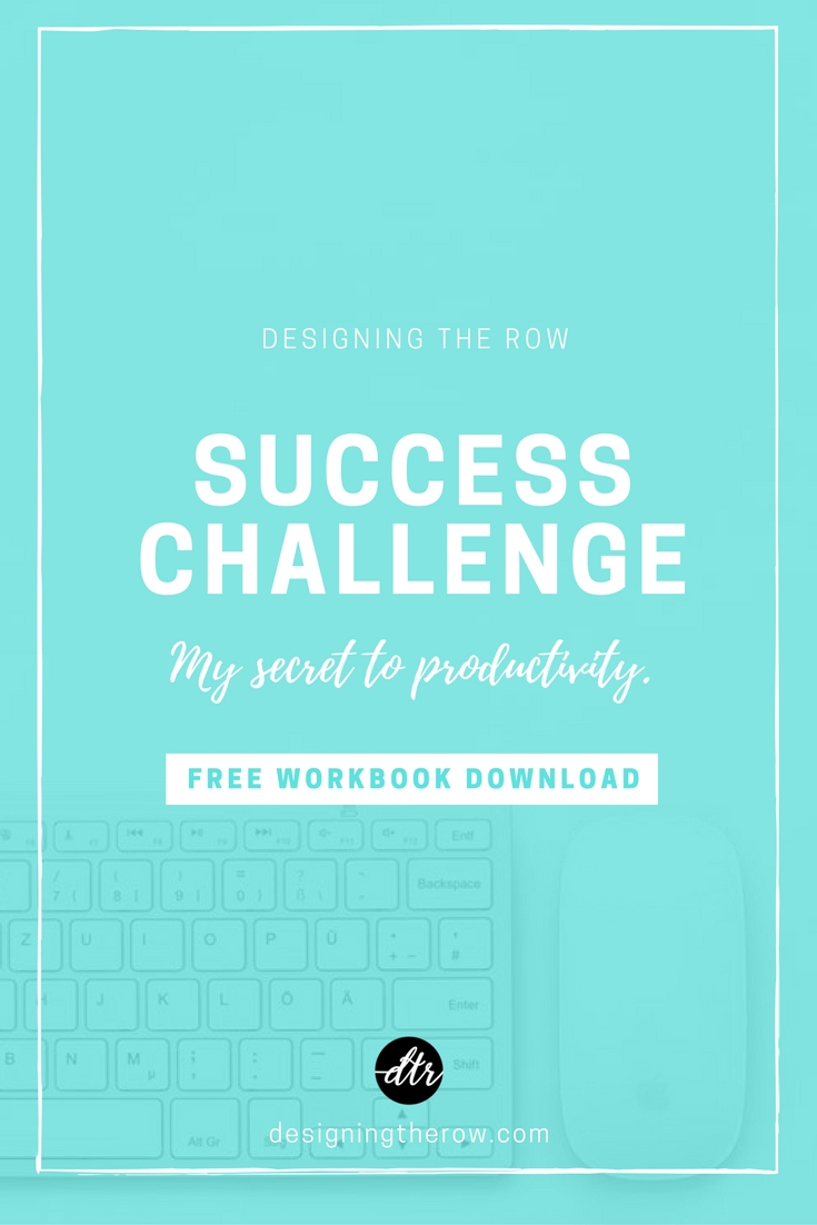 Success Challenge | Productivity Secret