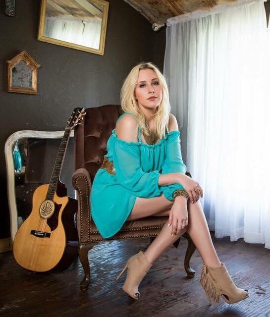Tori Martin, singer songwriter