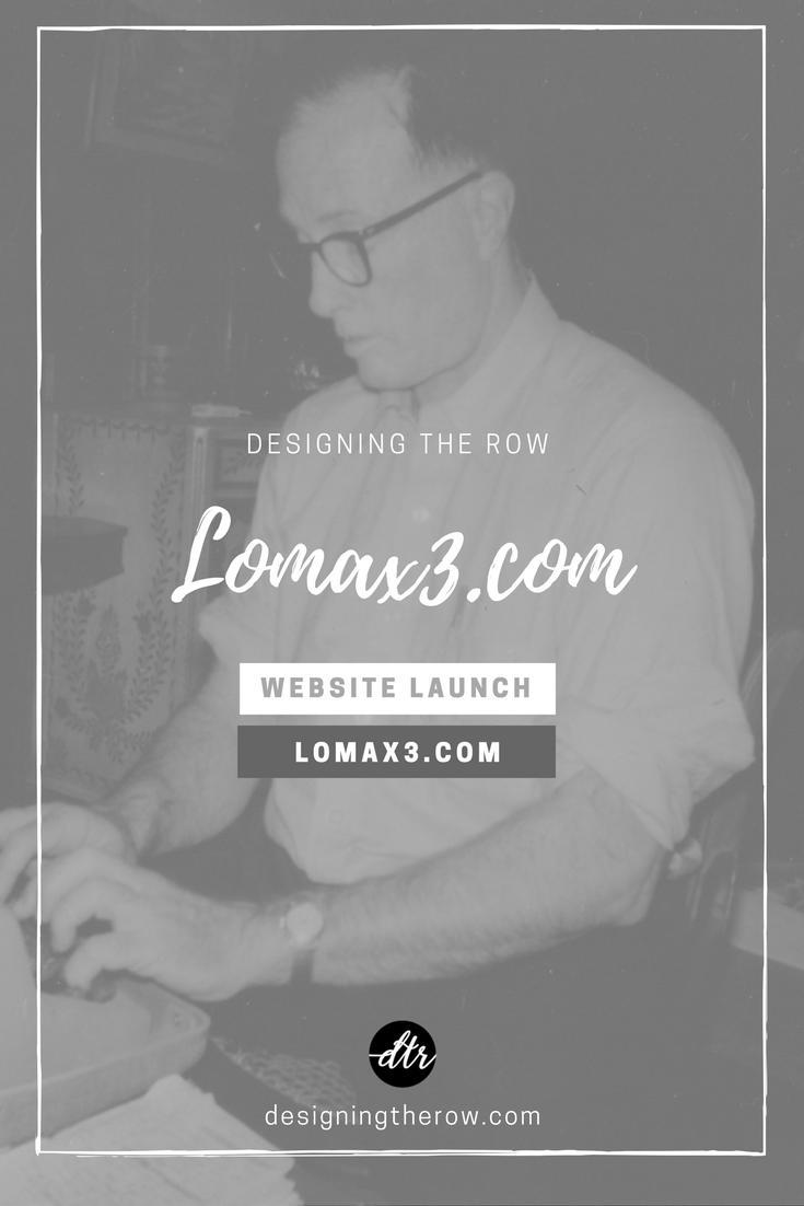 Lomax3.com | FOLK release