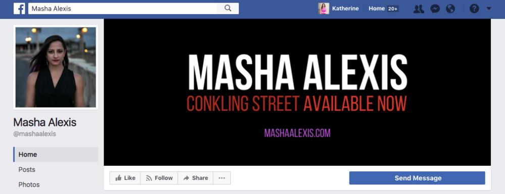 Masha Alexis Facebook