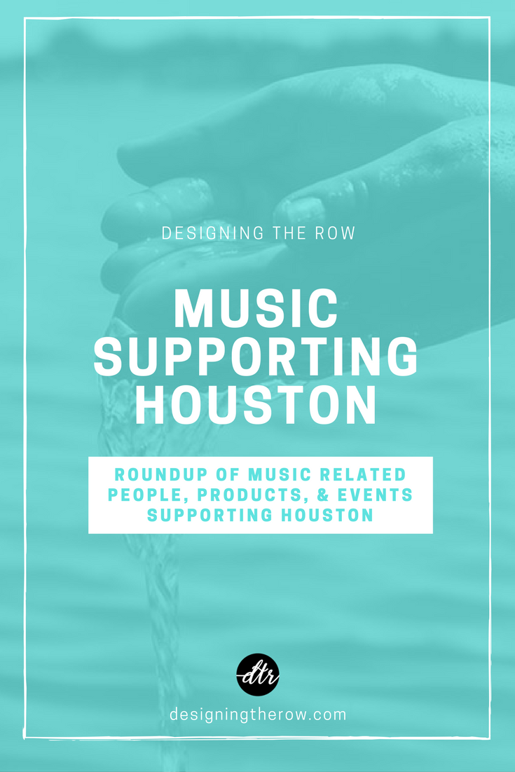 Music Supporting Houston