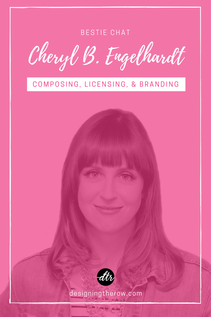 Bestie Chat | Composing, Licensing, Branding | Cheryl B. Engelhardt