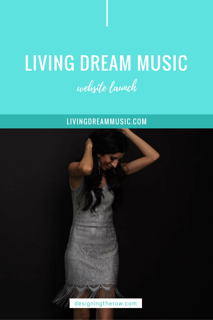 Website Launch: Living Dream Music