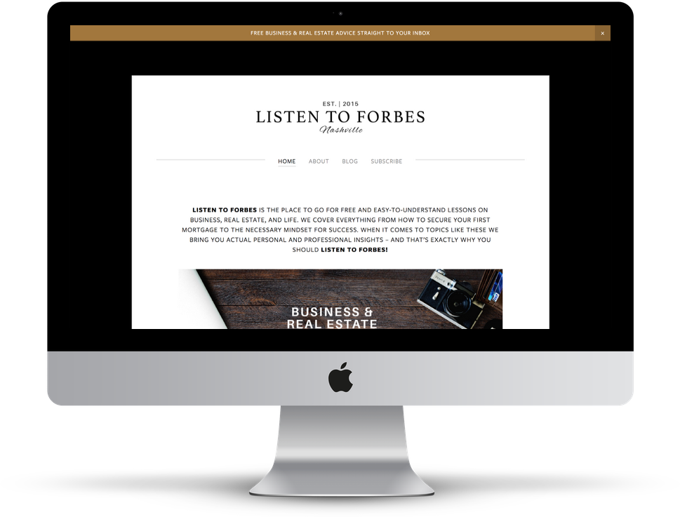 Listen to Forbes