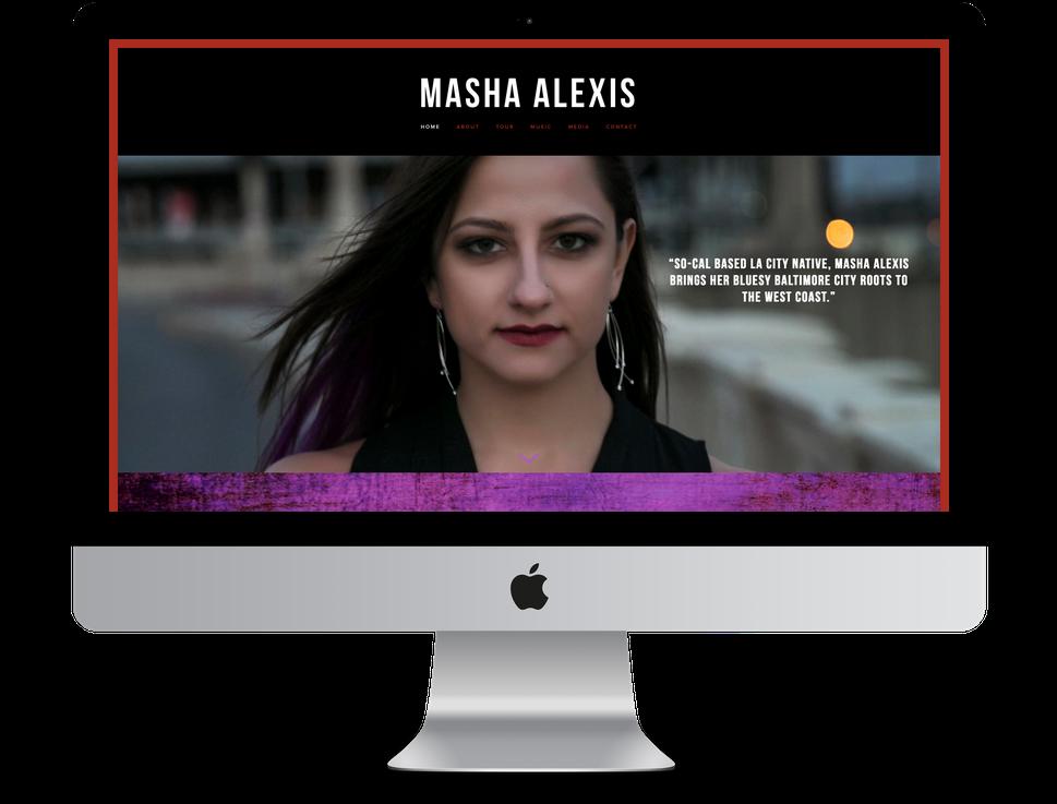 Masha Alexis