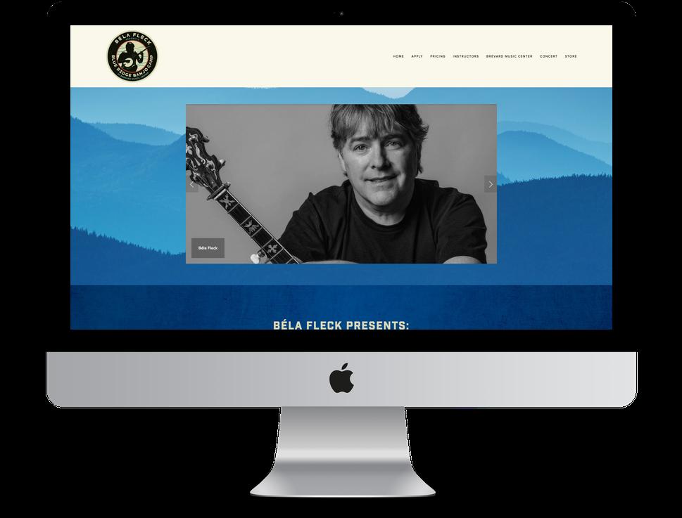 Blue Ridge Banjo Camp 🏆