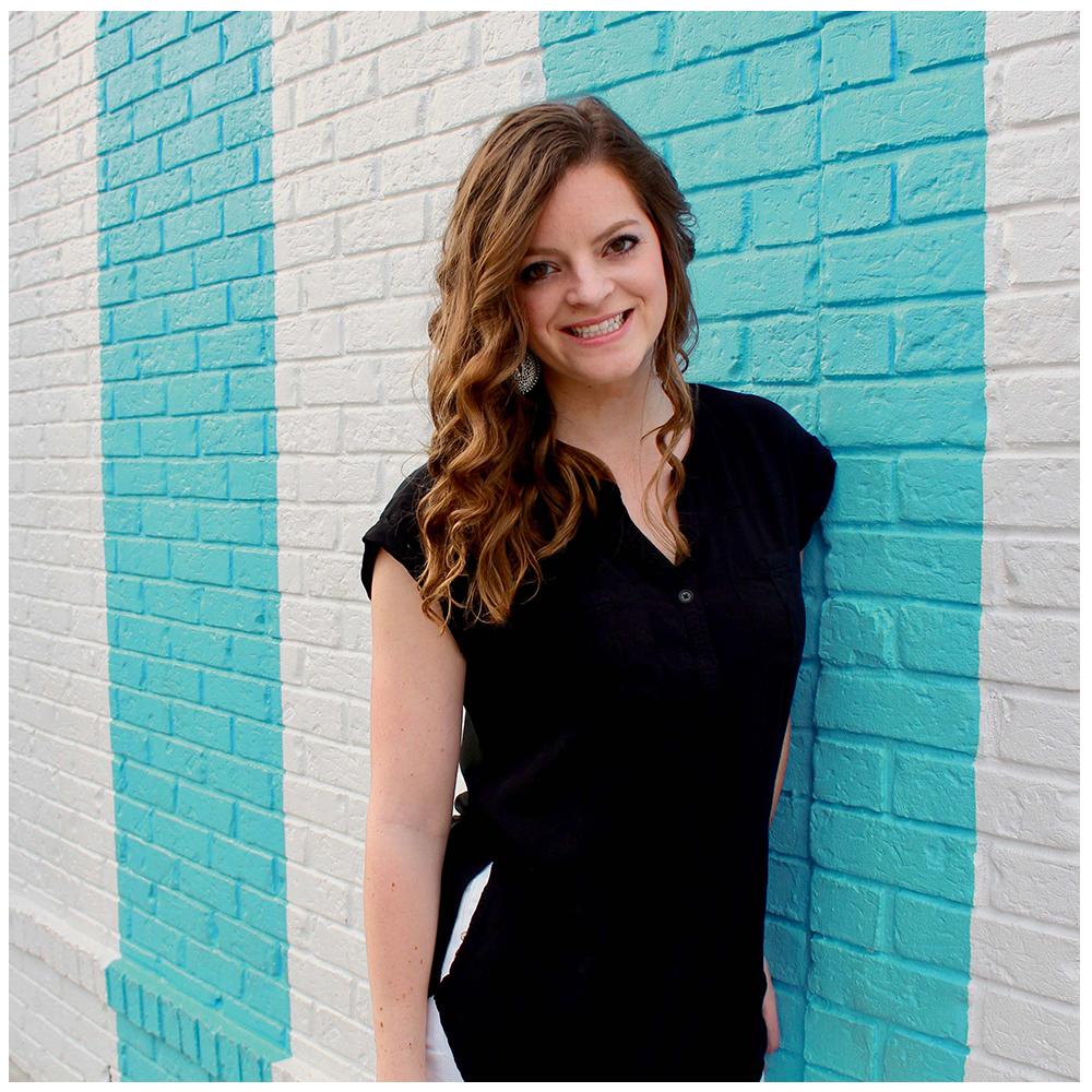 Katherine Forbes | Designing the Row | Nashville website design