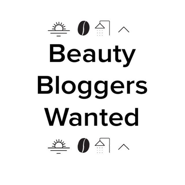 Calling all beauty bloggers - we want to hear from you! Wabi are looking for 10x UK based bloggers to try some of our coffee body scrubs. Please send us an email at wabiskincare@gmail.com with a link to your blog #beautybloggers #naturalskincareproducts #coffeescrub #mua